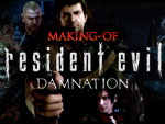 Making-of Resident Evil Damnation